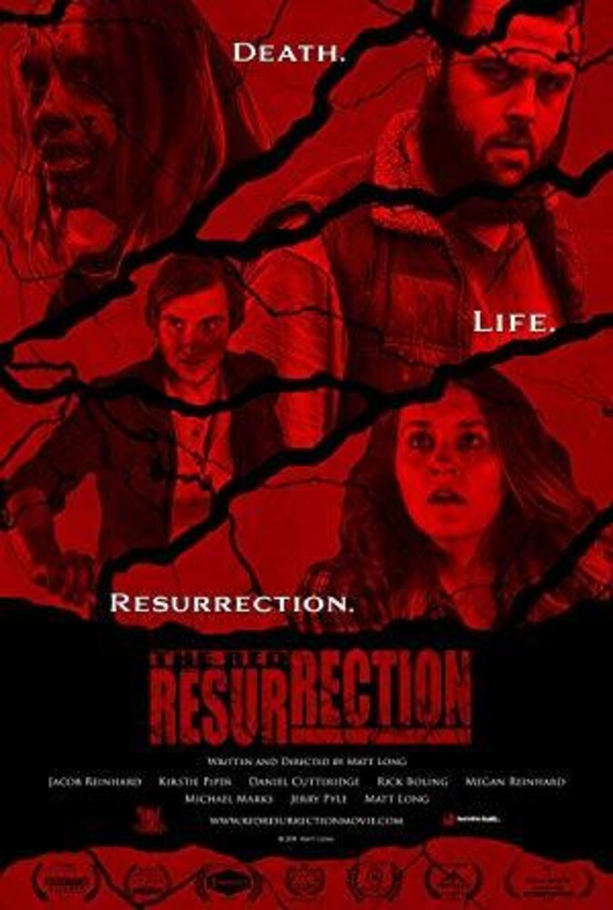 Red Resurrection - Red Resurrection / (Ws)