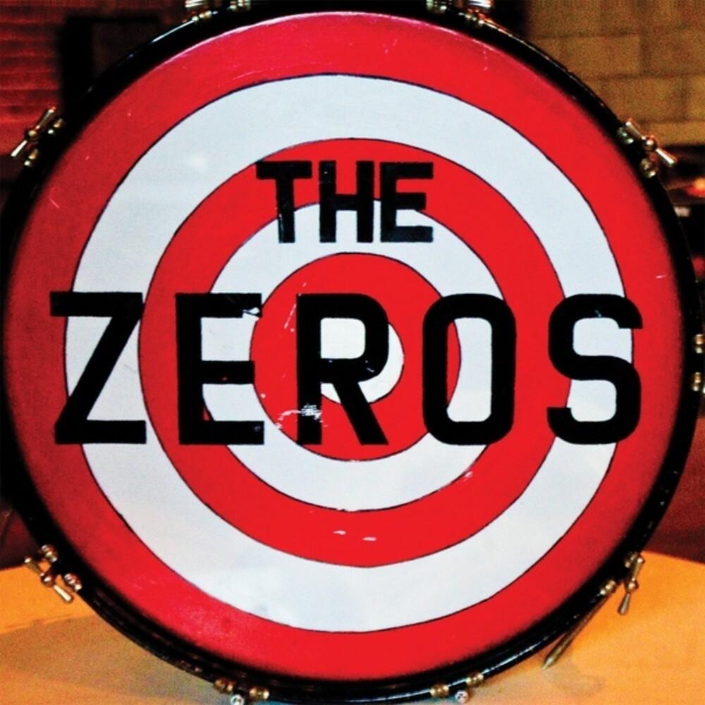 Zeros - In The Spotlight / Nowhere To Run
