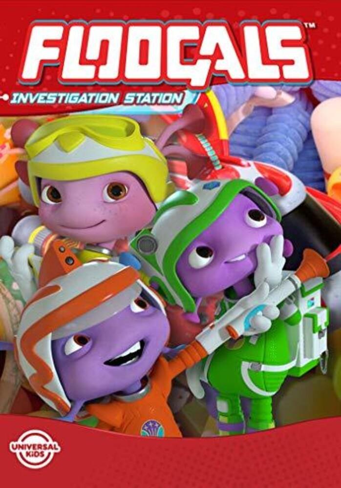 Floogals: Investigation Station - Floogals: Investigation Station