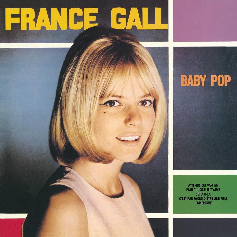 France Gall - Baby Pop [LP]