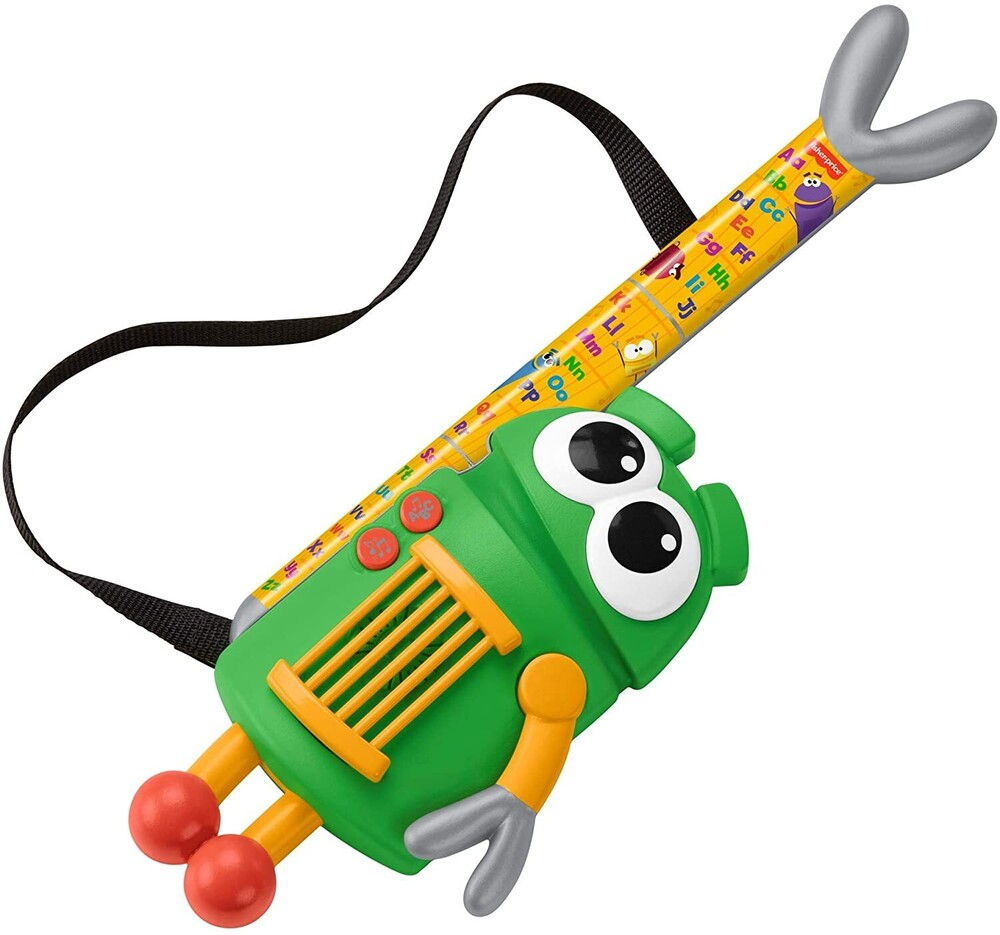 StoryBots - Fisher Price - Storybots Guitar