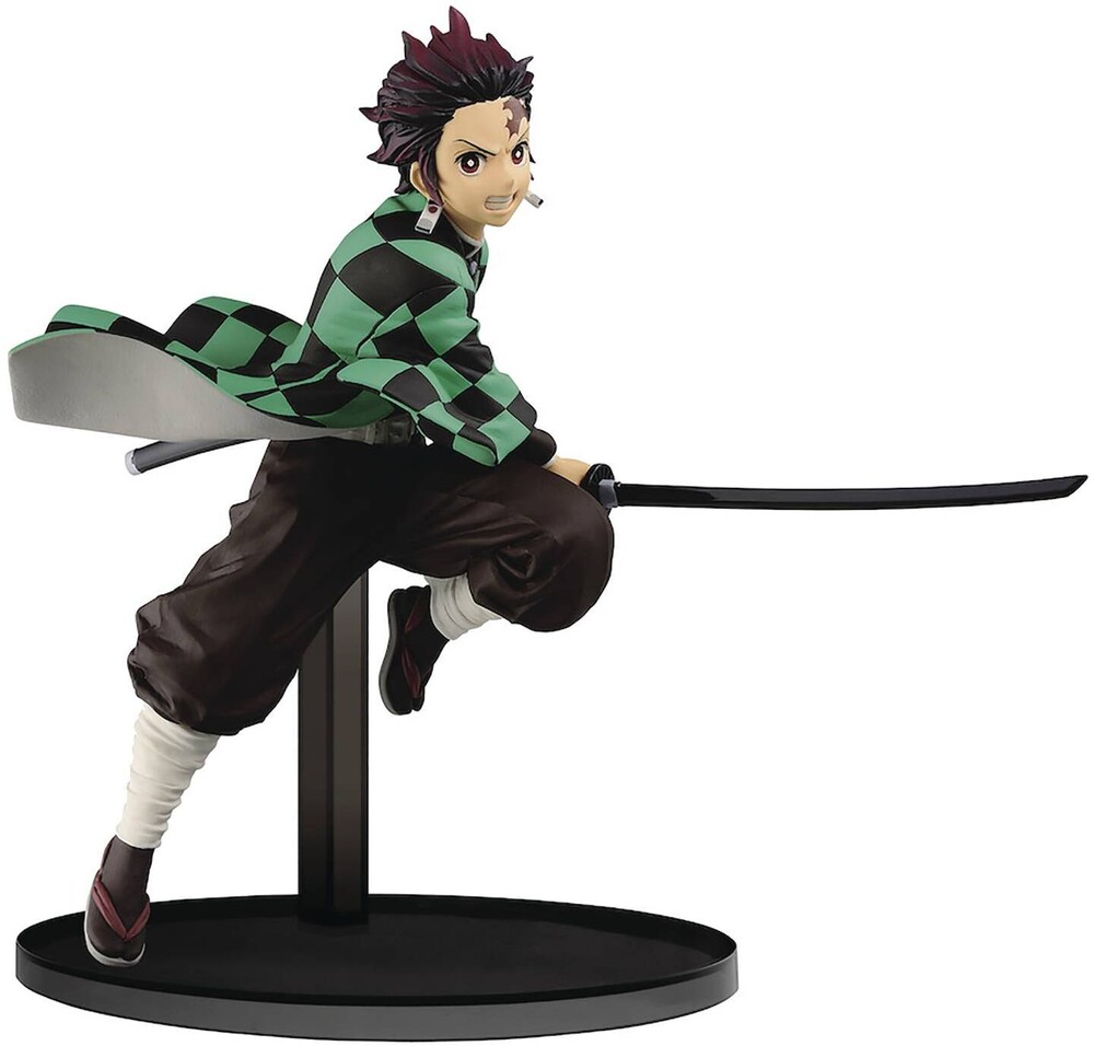 Banpresto - BanPresto Demon Slayer Tanjiro Kamado Figure