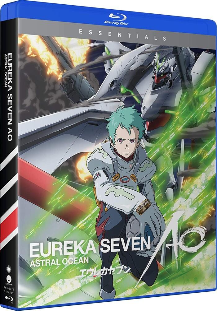 - Eureka Seven Ao (4pc) / (2pk Digc Snap)