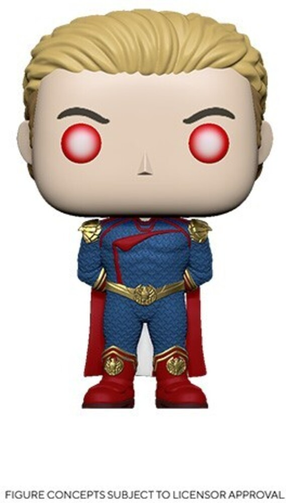 - FUNKO POP! TELEVISION: The Boys - Homelander