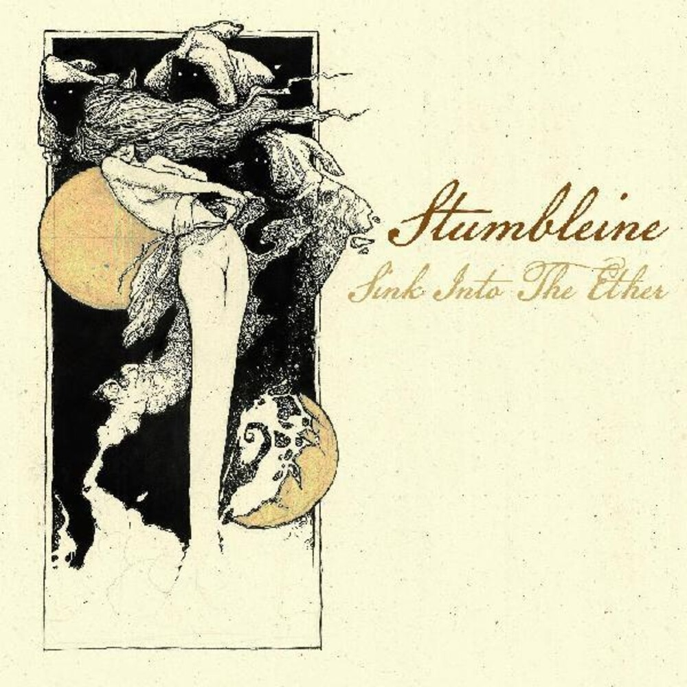 Stumbleine - Sink Into The Ether [Colored Vinyl] (Crem) [180 Gram]