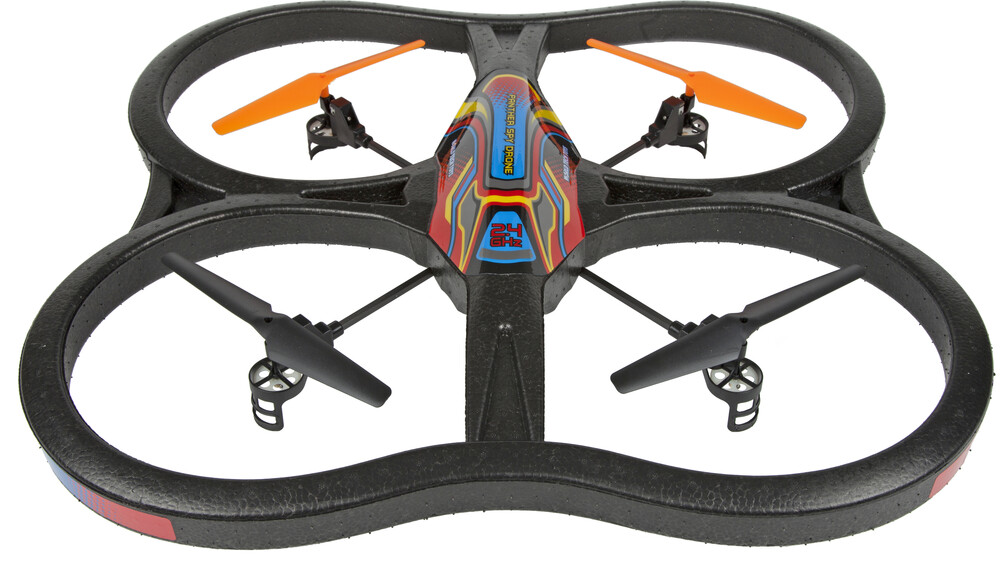 Rc Drone - Panther SPY Drone UFO VIDEO CAMERA 2.4GHz RC Quadcopter