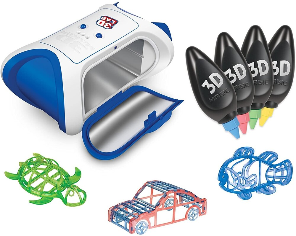 Playsets - 3D Lab Maker UV Light Box