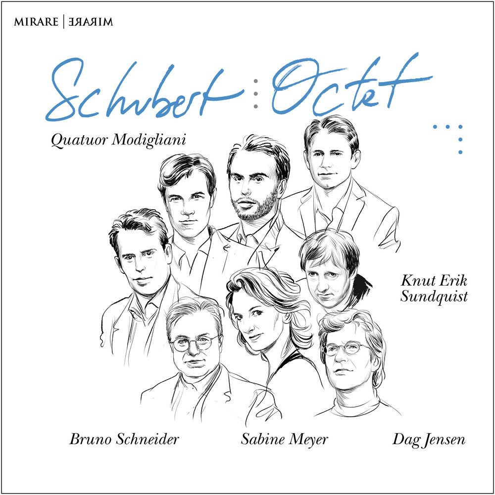 Modigliani Quartet - Schubert: Octet