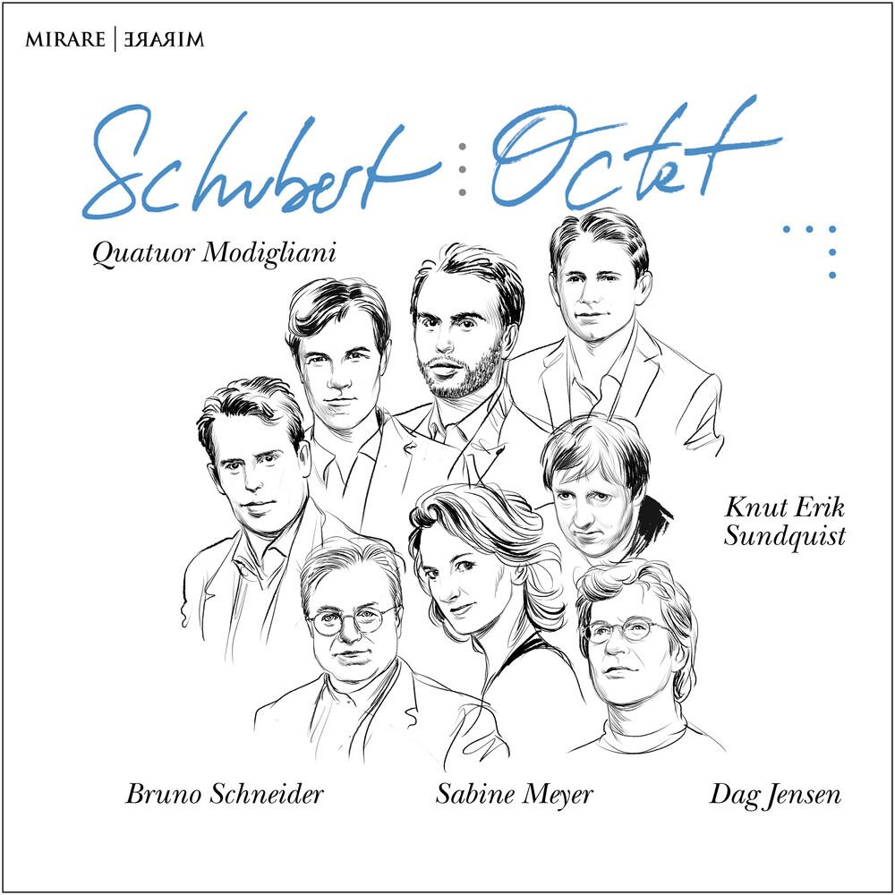 Modigliani Quartet - Schubert: Octet