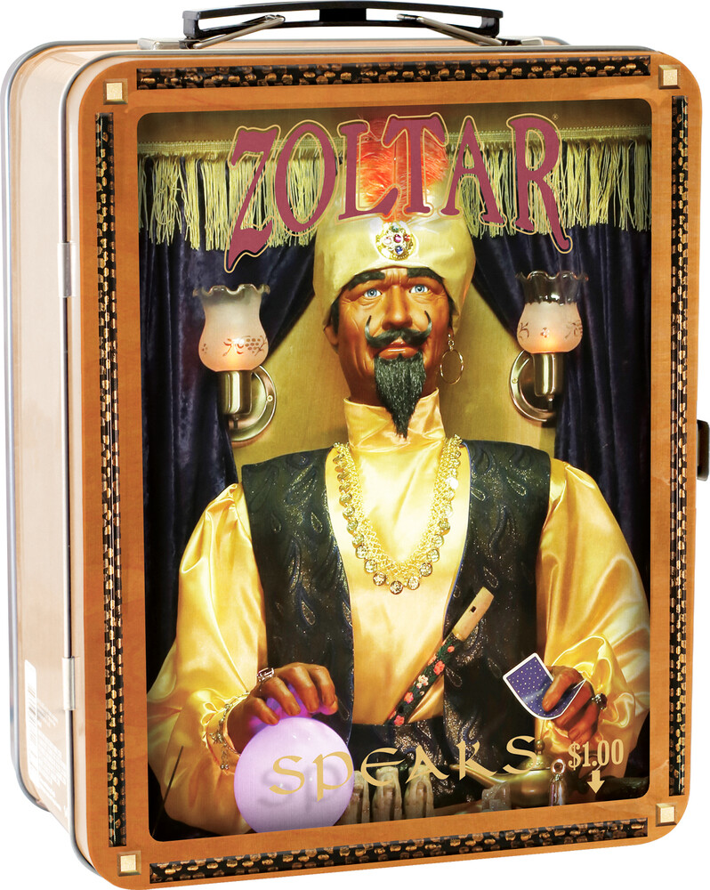 - Zoltar Gen 2 Fun Box