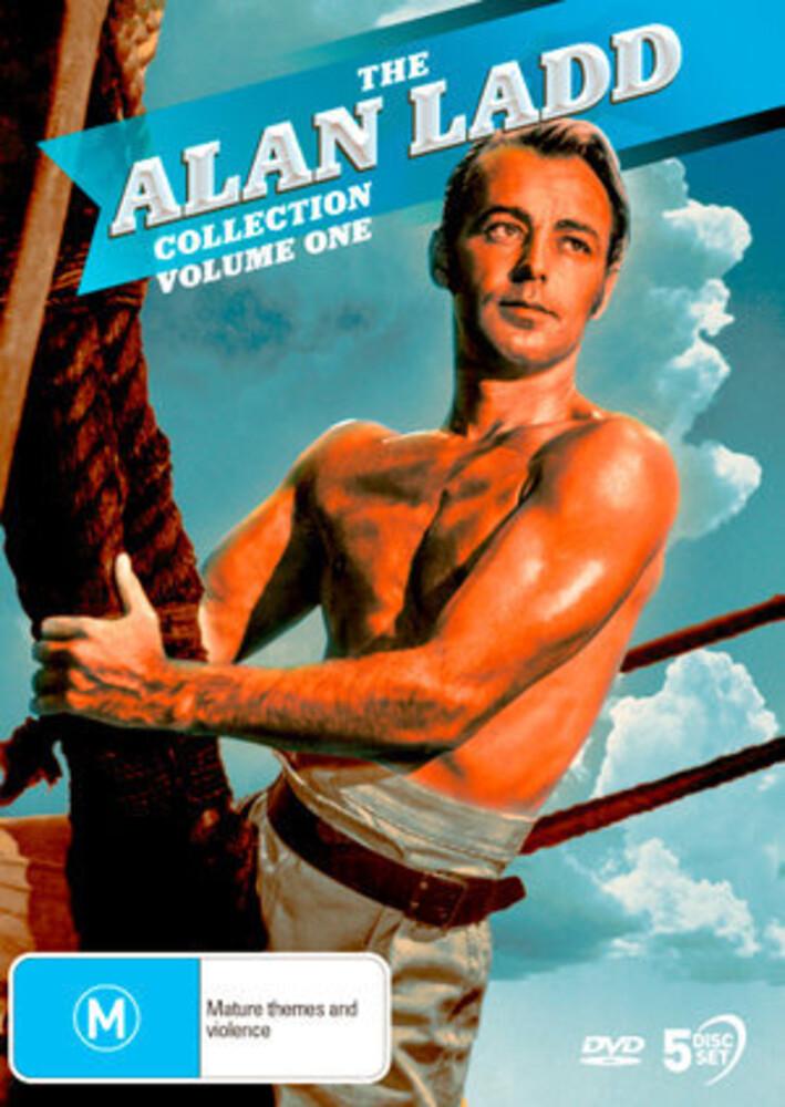 Alan Ladd Collection: Vol 1 - Alan Ladd Collection: Vol 1 (5pc) / (Aus Ntr0)