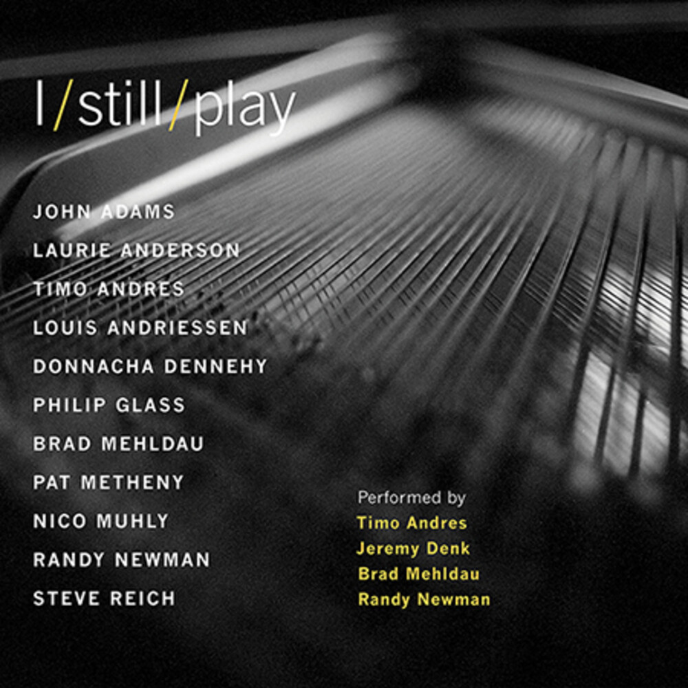 Various Artists - I Still Play