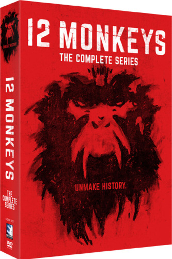 12 Monkeys: Complete Series - 12 Monkeys: Complete Series