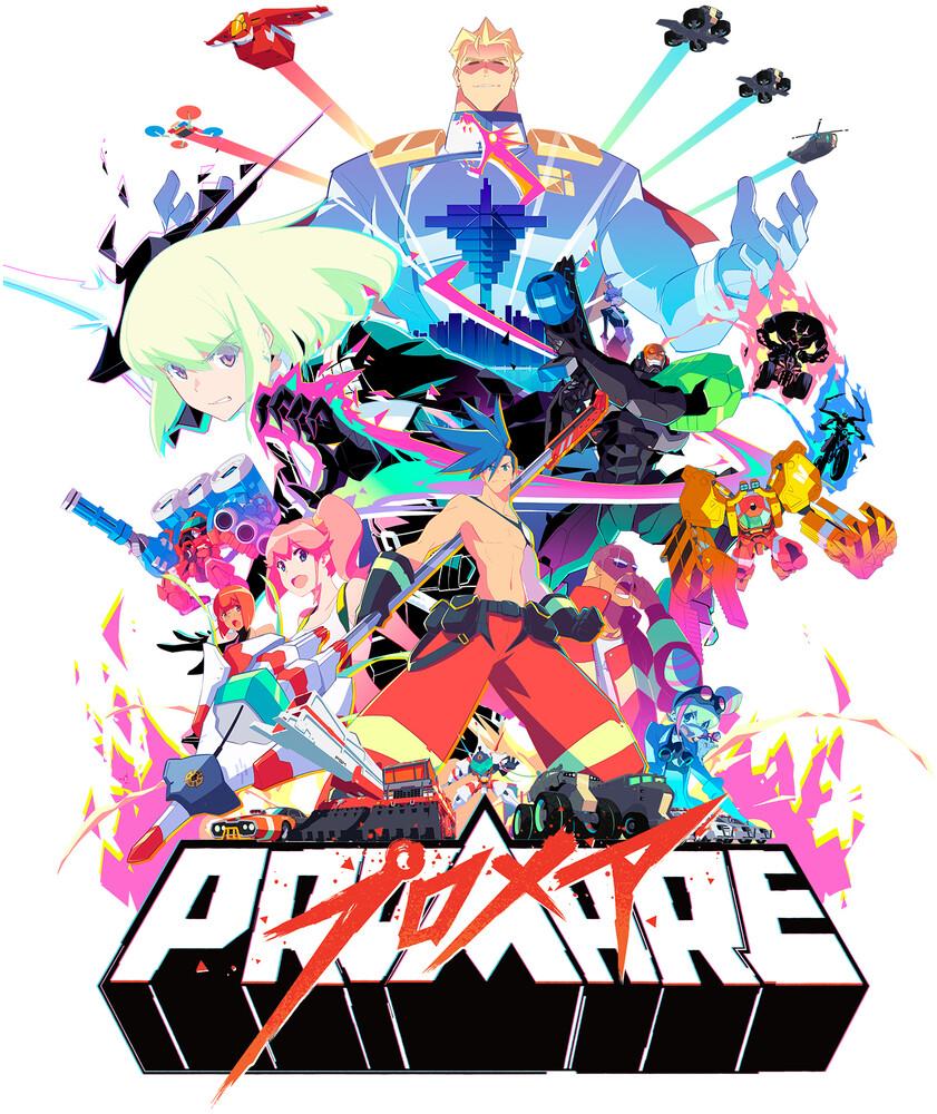 - Promare (2pc) (W/Dvd) / (Ltd Stbk 2pk Dts Ws)