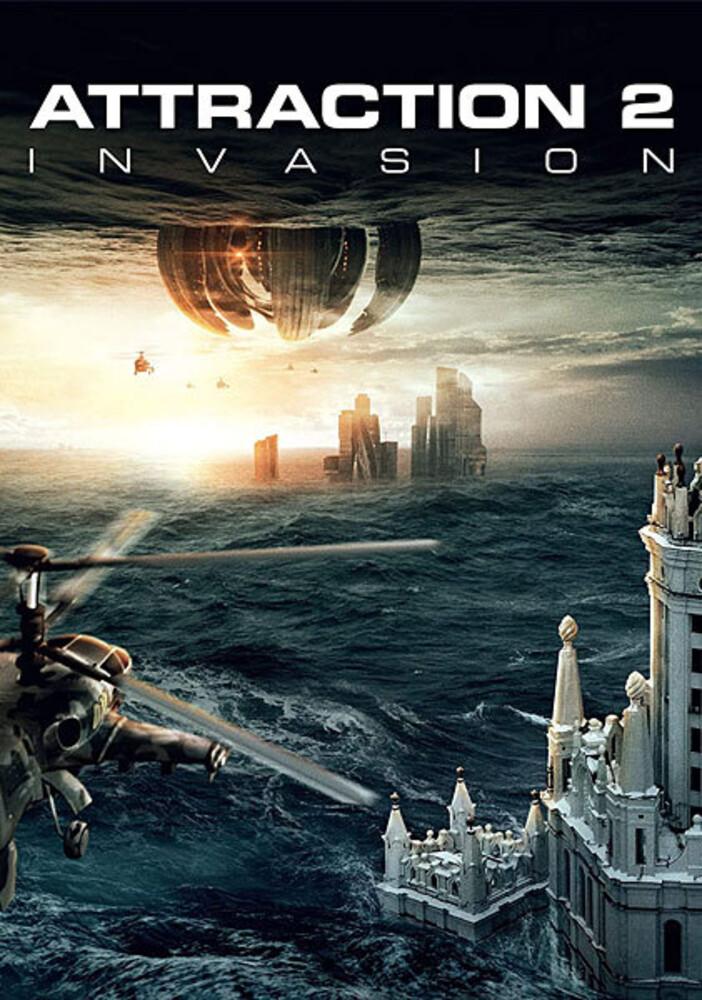 Attraction 2: Invasion - Attraction 2: Invasion