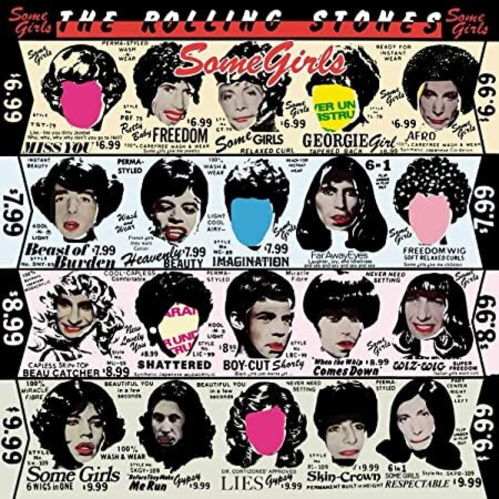 The Rolling Stones - Some Girls: Remastered [LP]