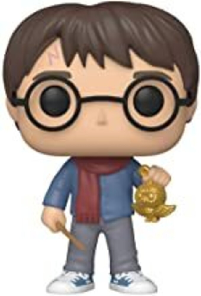 Funko Pop! Harry Potter: - FUNKO POP! HARRY POTTER: Holiday- Harry Potter