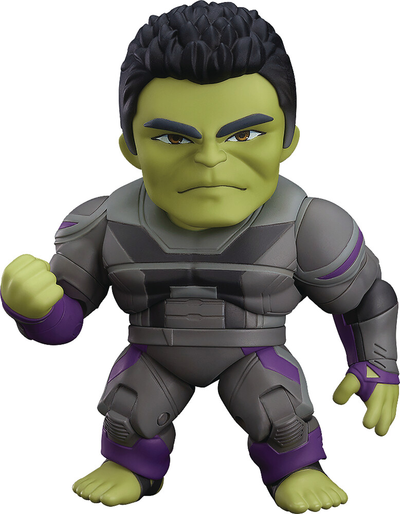 Good Smile Company - Good Smile Company - Avengers: Endgame - Nendoroid Hulk: EndgameVersion