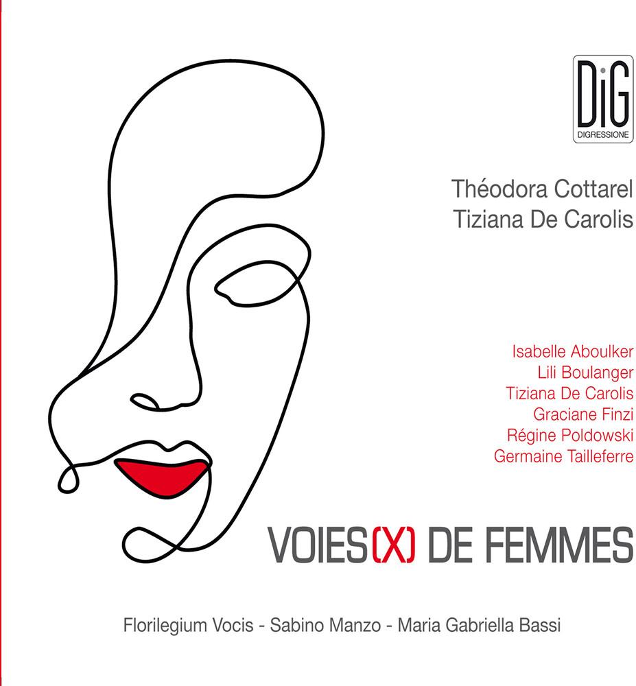 Voices X De Femmes / Various - Voices X De Femmes / Various