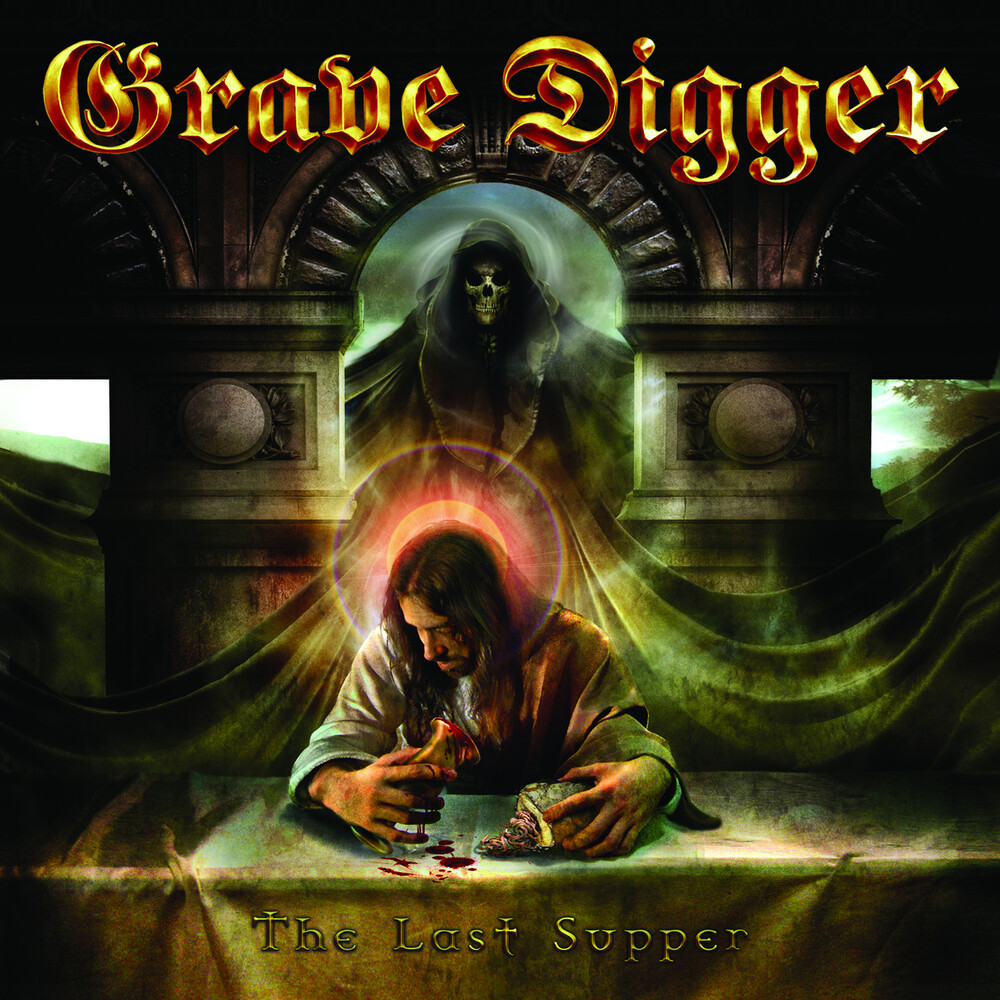 Grave Digger - Last Supper