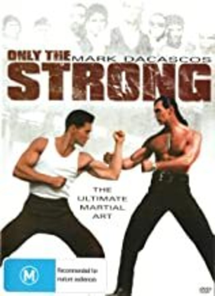 Stacey Travis - Only The Strong / (Aus Ntr0)