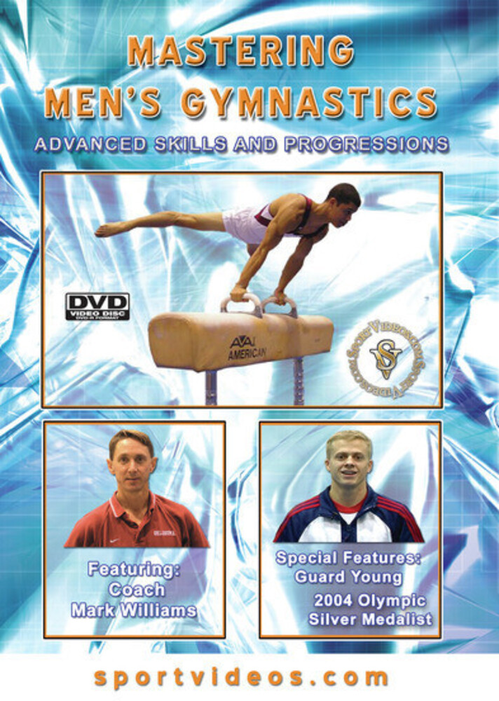 - Mastering Men's Gymnastics: Advanced Skills &