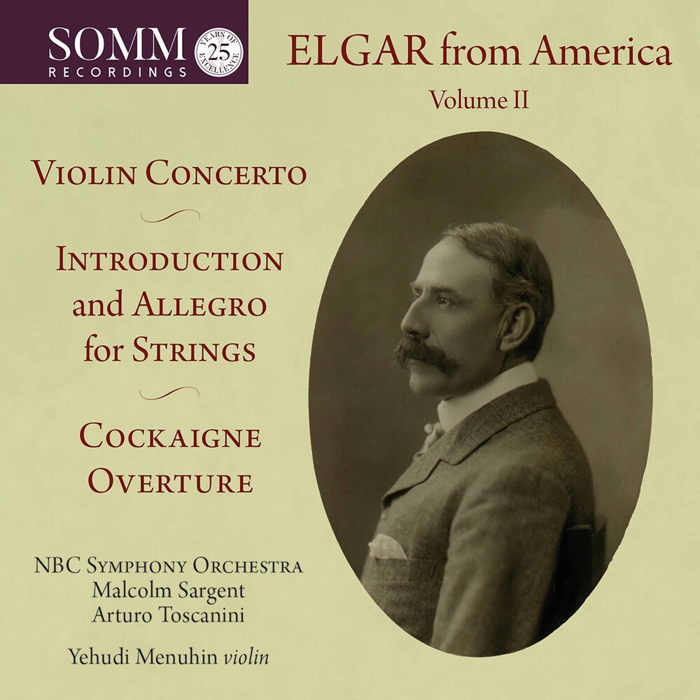 NBC Symphony Orchestra - Elgar from America 2