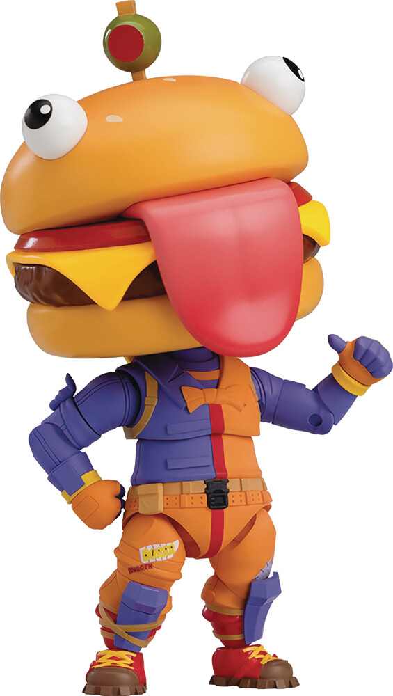Good Smile Company - Good Smile Company - Fortnite - Nendoroid Beef Boss