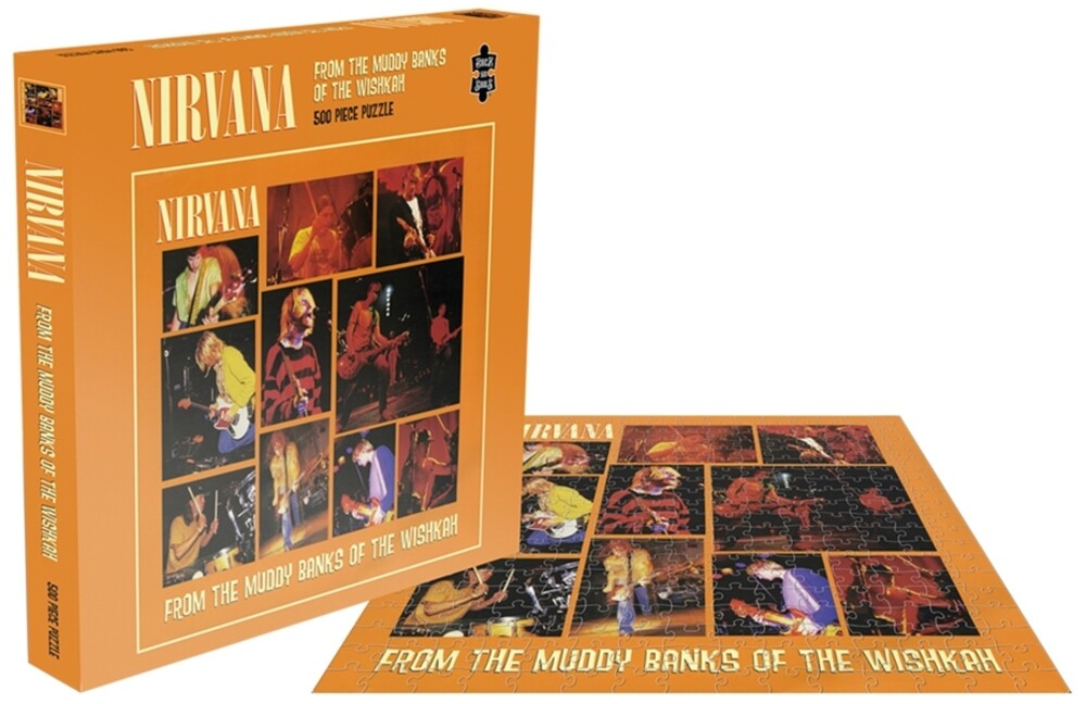 - Nirvana From The Muddy Banks Of The Wishkah (500 Piece Jigsaw Puzzle)