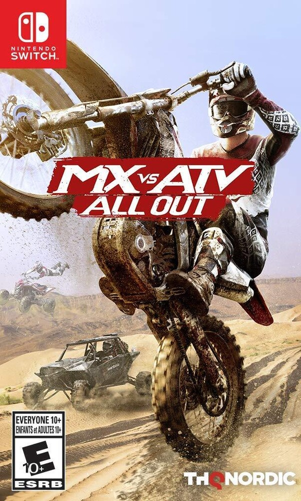 - Swi Mx Vs Atv All Out