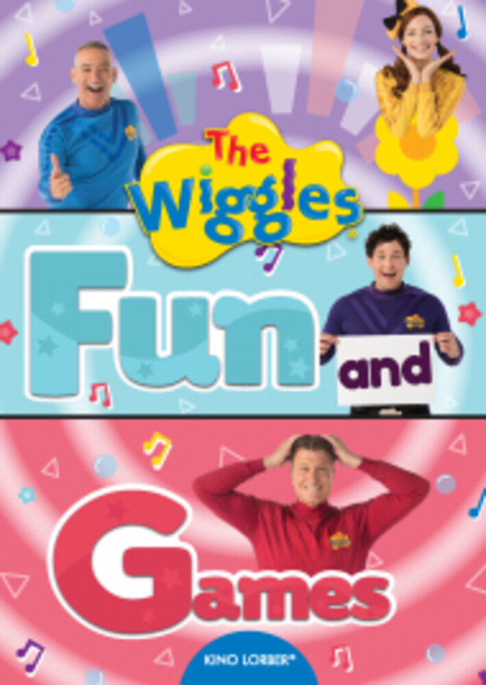- The Wiggles: Fun and Games