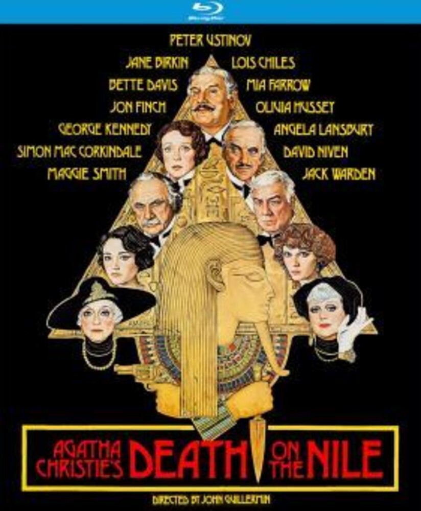 - Death On The Nile (1978) / (Spec)