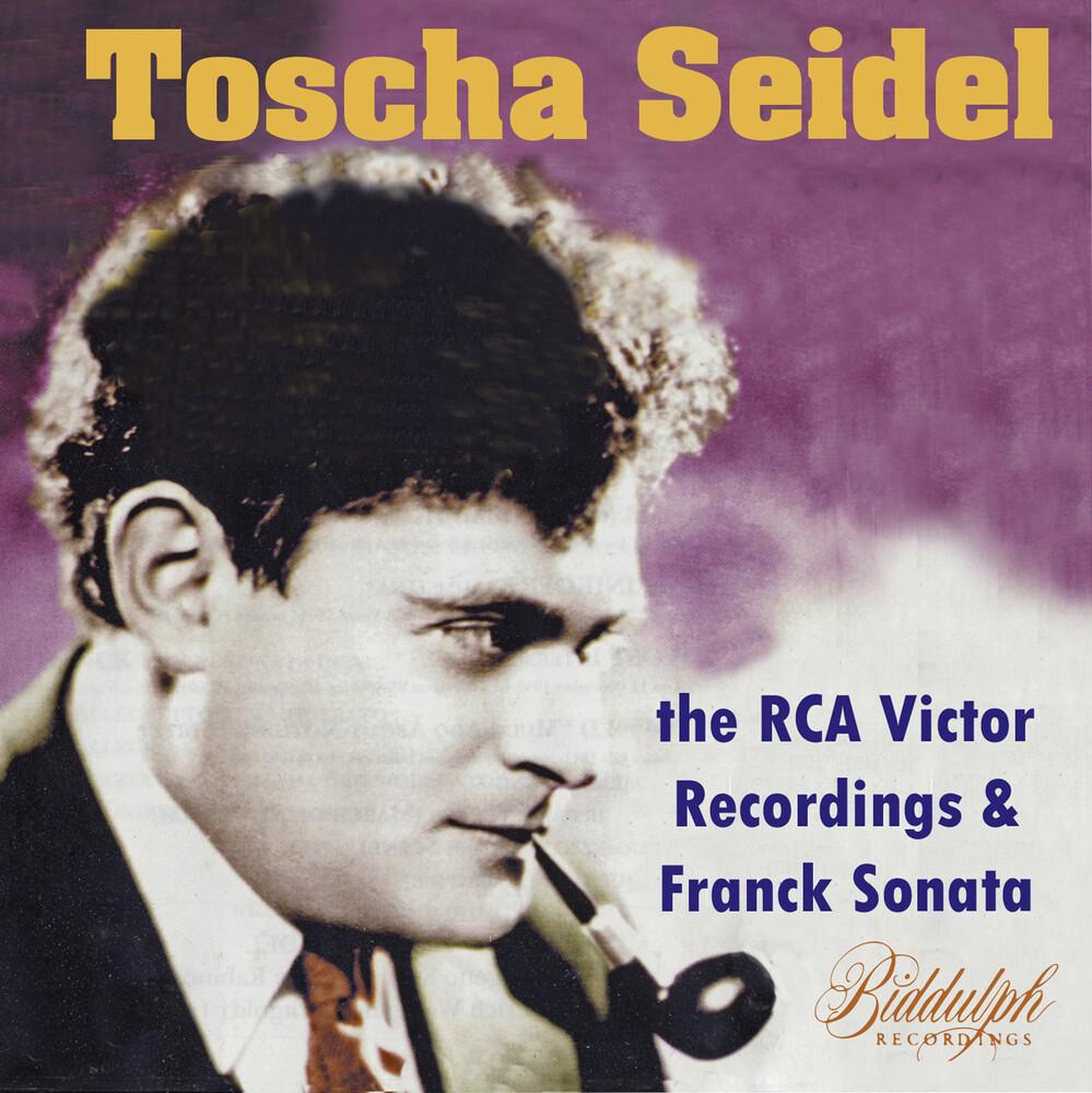 Toscha Seidel - Toscha Siedel: Victor & Brunswick Highlights