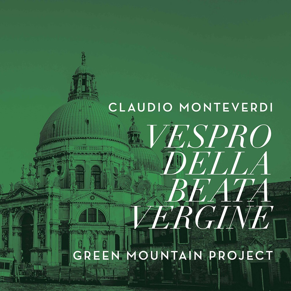 Green Mountain Project - Vespro Della Beata Vergine (2pk)