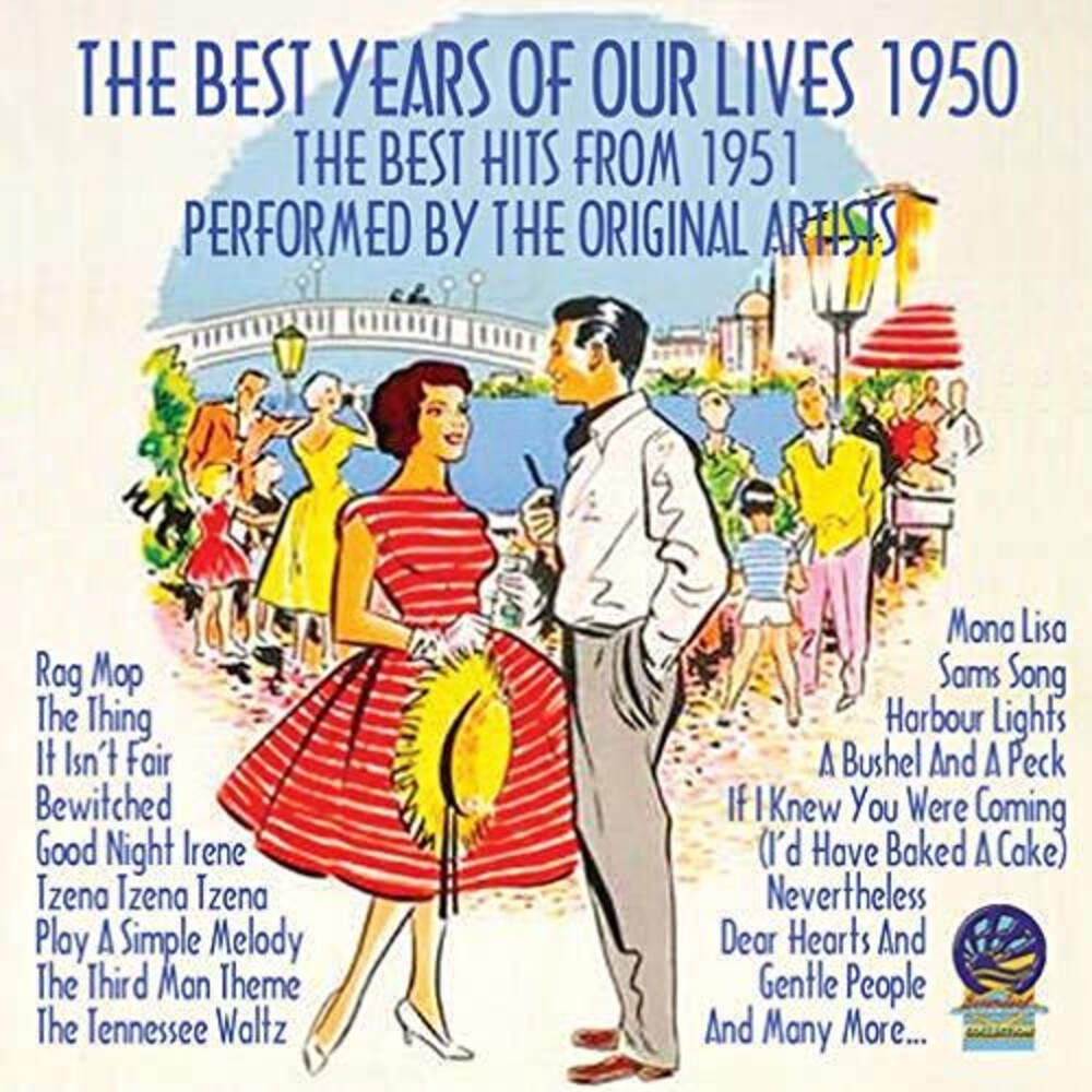 Best Years Of Our Lives 1950 / Various - The Best Years Of Our Lives 1950 (Various Artists)
