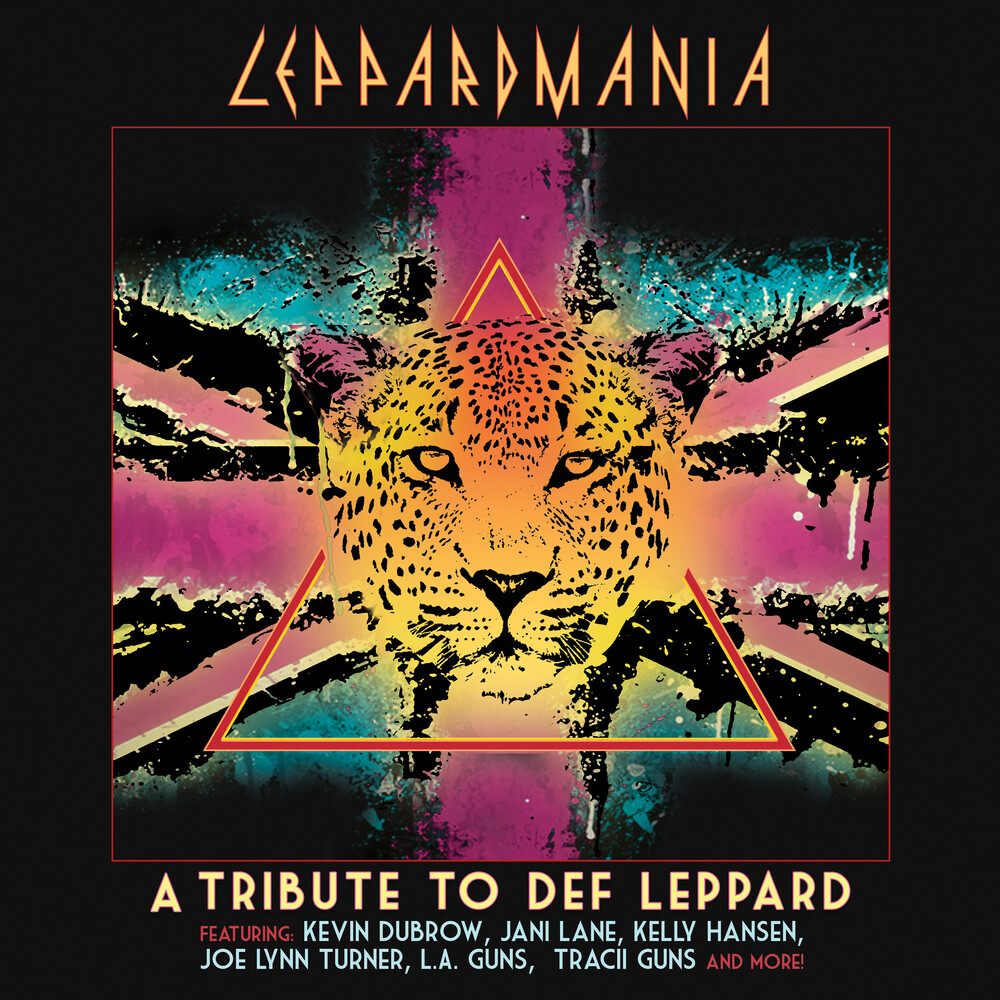 Leppardmania - A Tribute To Def Leppard - Leppardmania - A Tribute To Def Leppard [Colored Vinyl]