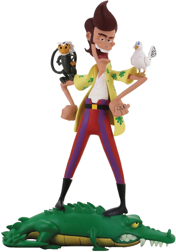 - NECA - Toony Classics Ace Ventura 6In Action Figure