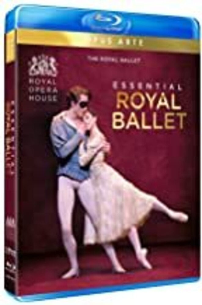 - Essential Royal Ballet / Various (4pc) / (Box 4pk)