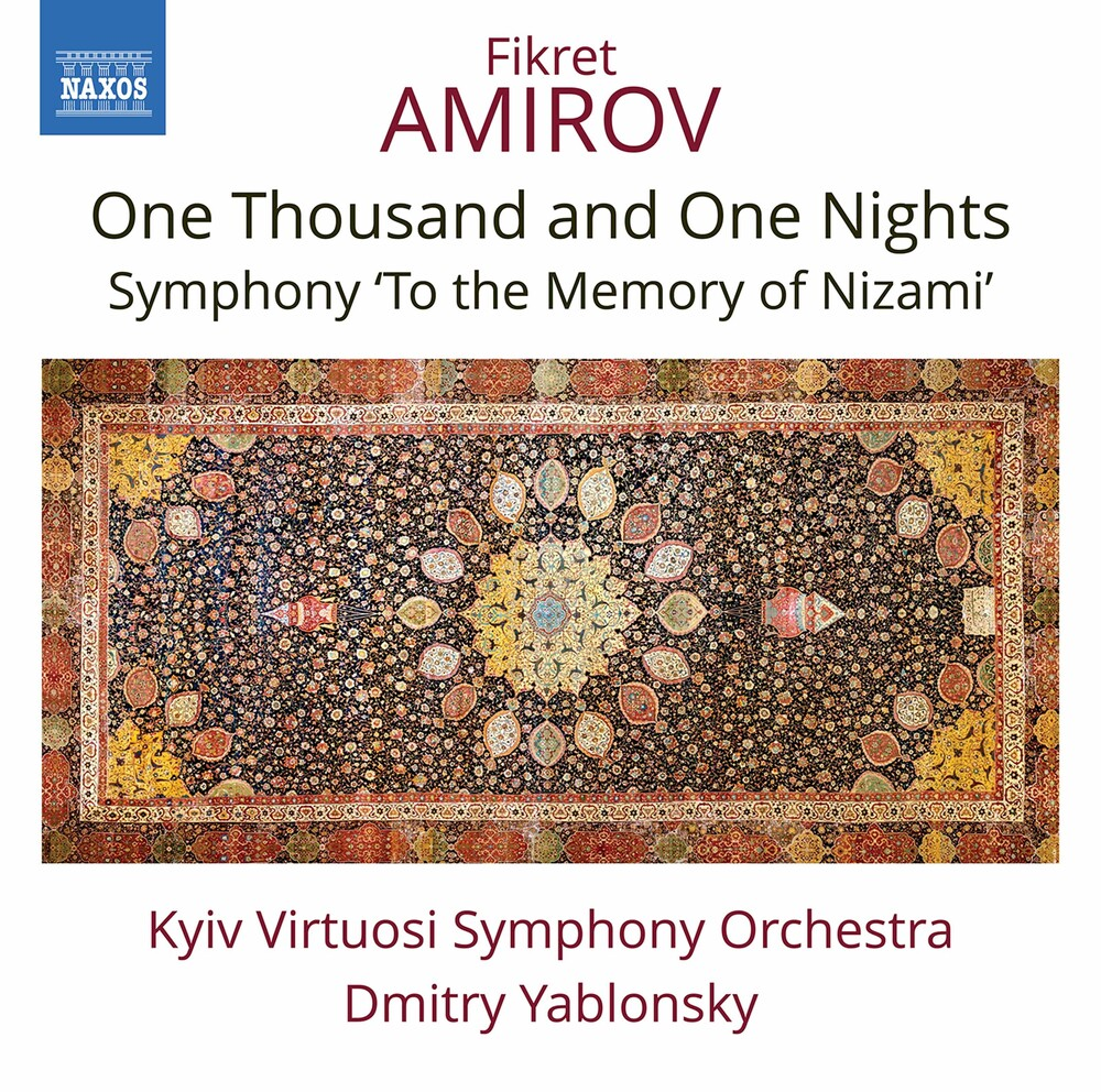 Amirov / Kyiv Virtuosi Symphony Orch / Yablonsky - One Thousand & One Nights