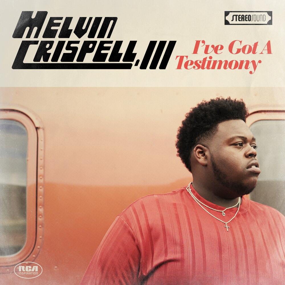 Melvin Crispell III - I've Got A Testimony