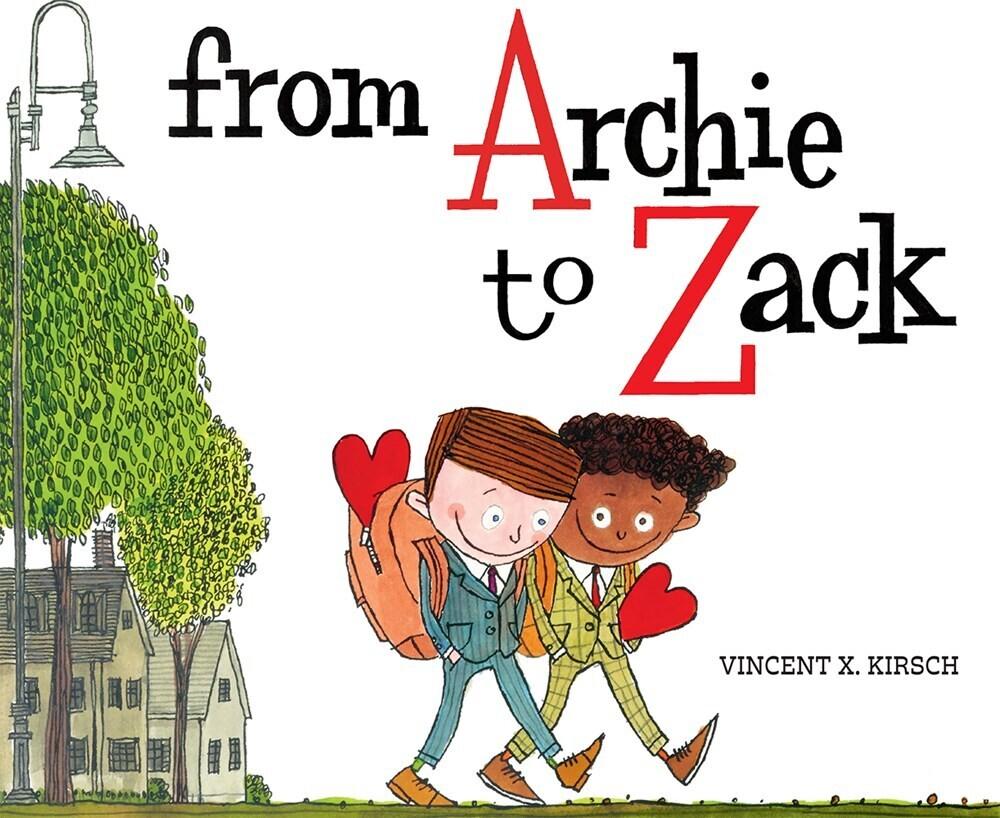 Kirsch, Vincent - From Archie to Zack