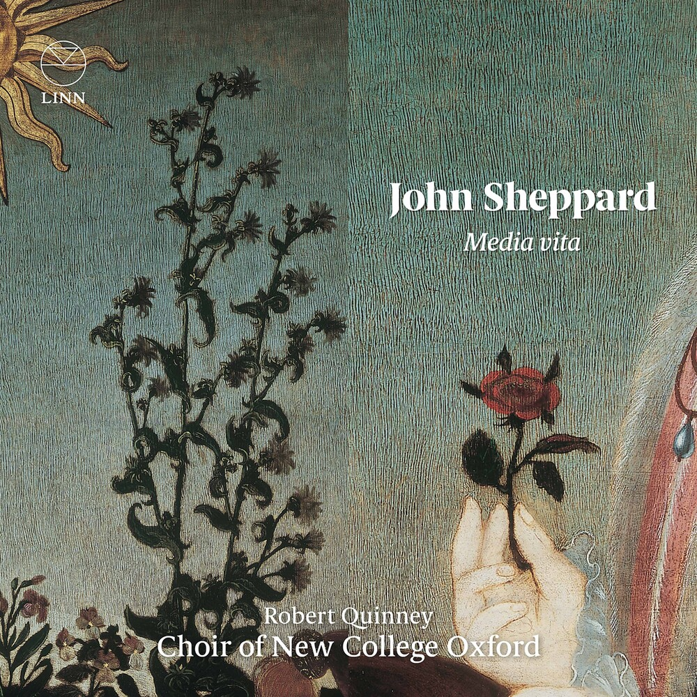 Sheppard / Choir Of New College Oxford / Quinney - Media Vita