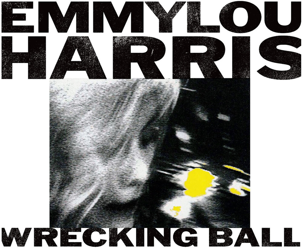 Emmylou Harris - Wrecking Ball [LP]