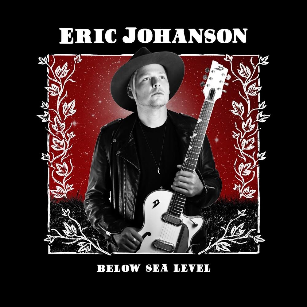 Eric Johanson - Below Sea Level [Digipak]