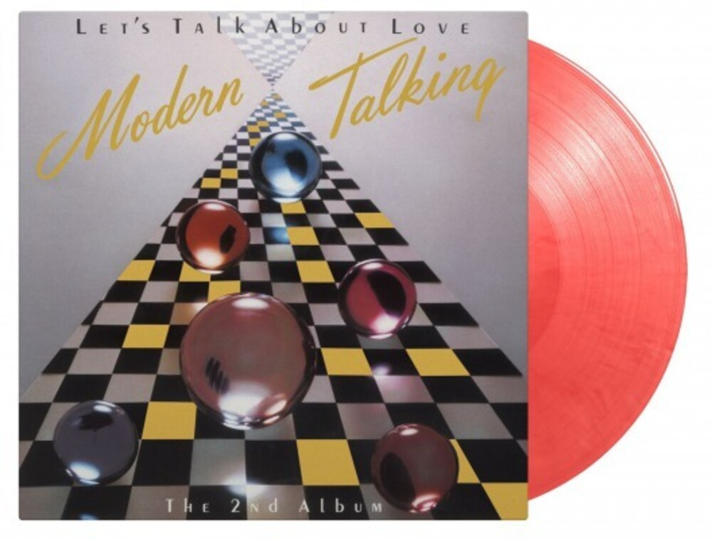 Modern Talking - Let's Talk About Love [Colored Vinyl] [Limited Edition] [180 Gram] (Pnk)