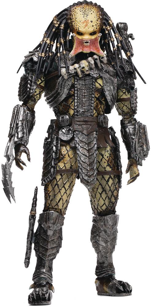Hiya Toys - Hiya Toys - AVP Unmasked Scar Predator PX 1/18 Scale Figure