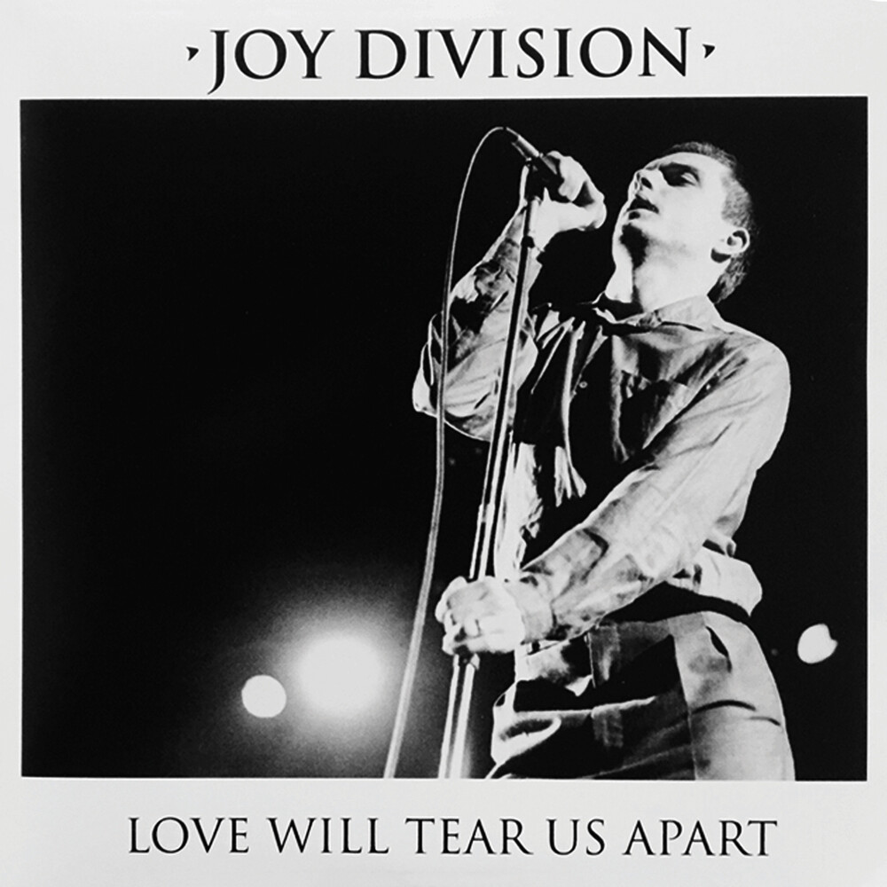Joy Division - Love Will Tear Us Apart [Pink Vinyl Single]
