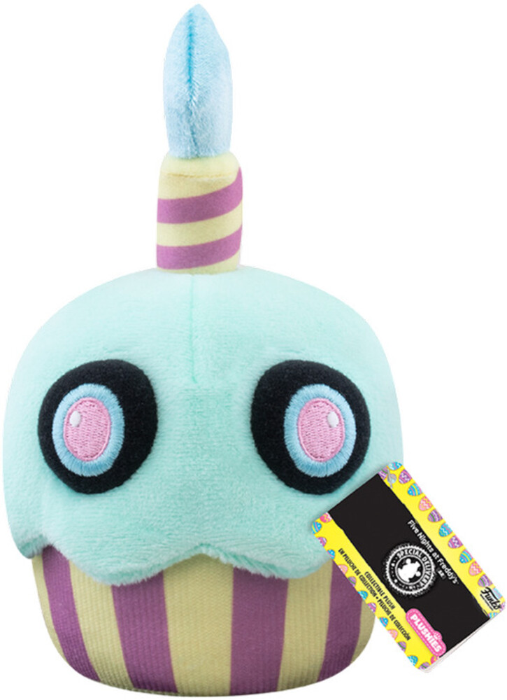 Funko Plush: - FUNKO PLUSH: Five Nights at Freddy's Spring Colorway- Cupcake