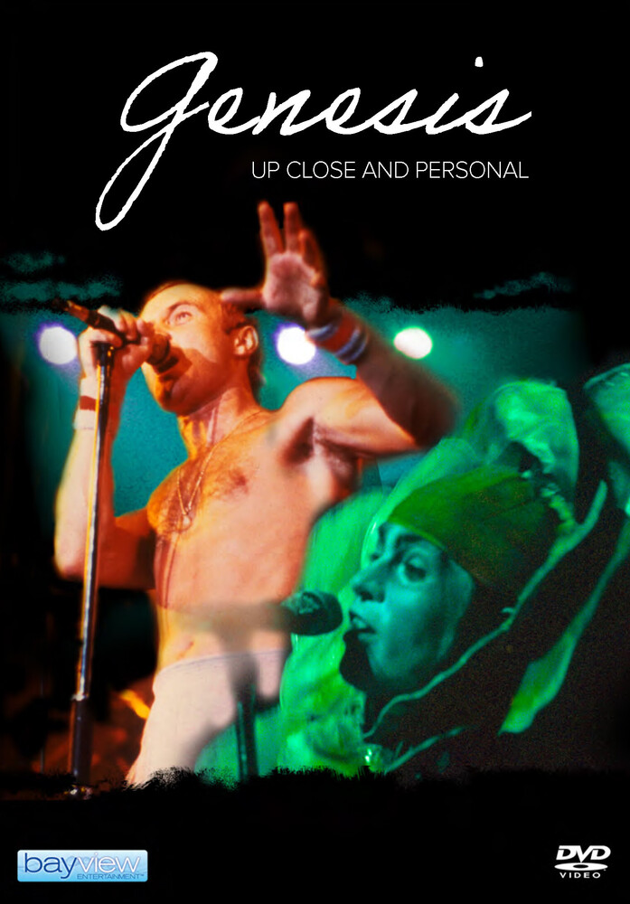 Genesis: Up Close & Personal - Genesis: Up Close And Personal