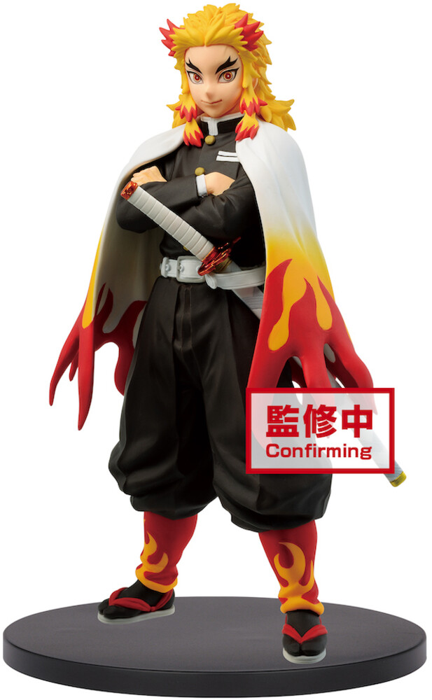 Banpresto - BanPresto - Demon Slayer Vol.11 Kyojuro Rengoku Figure
